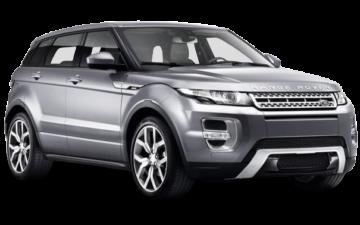 Rent Range Rover Evoque