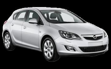 Rent Opel Astra