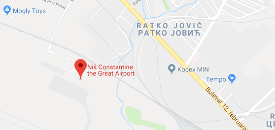 Airport Niš